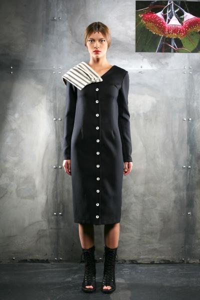 Sutor cotton dress