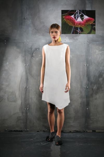Hita white dress